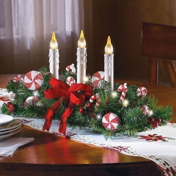 Christmas-decoration-ideas-86 97+ Awesome Christmas Decoration Trends & Ideas 2018