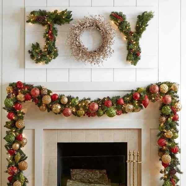 Christmas-decoration-ideas-89 97+ Awesome Christmas Decoration Trends & Ideas 2018