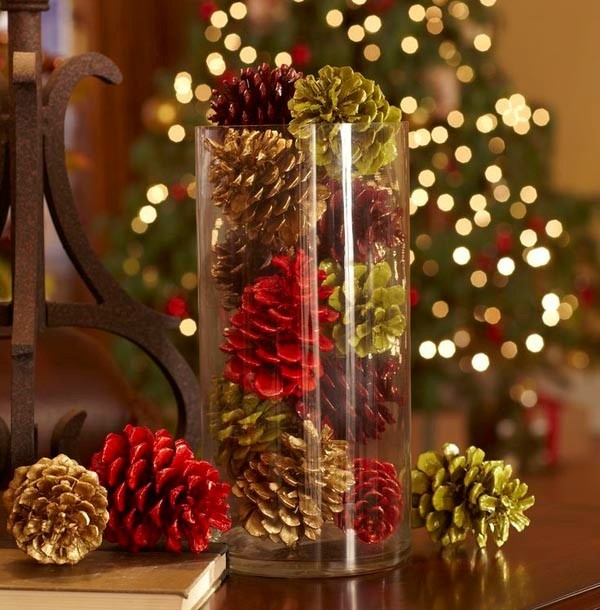 Christmas-decoration-ideas-92 97+ Awesome Christmas Decoration Trends & Ideas 2018