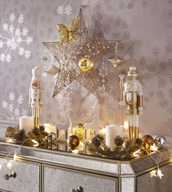 Christmas-decoration-ideas-95 97+ Awesome Christmas Decoration Trends & Ideas 2018