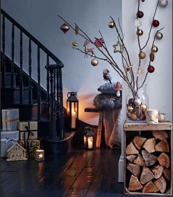 Christmas-decoration-ideas-96 97+ Awesome Christmas Decoration Trends & Ideas 2018