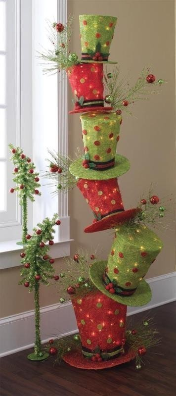 Christmas-tree-decoration-ideas-2018-1 96+ Fabulous Christmas Tree Decoration Ideas 2018