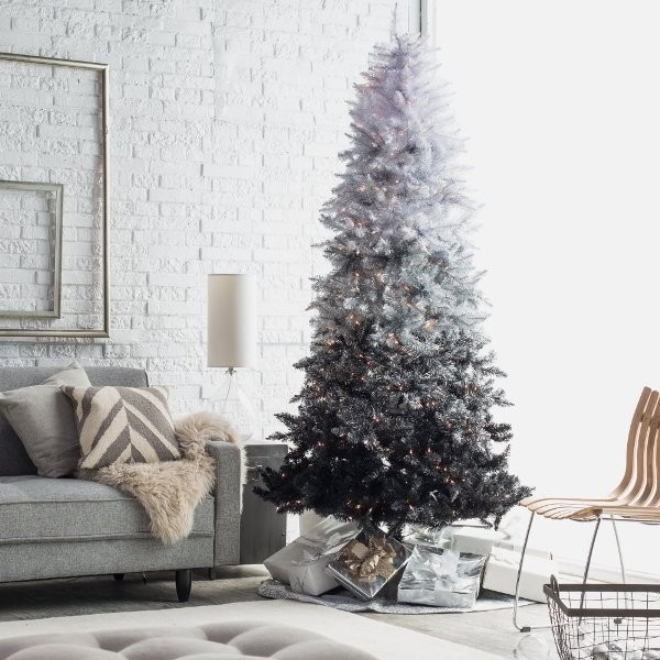 Christmas-tree-decoration-ideas-2018-100 96+ Fabulous Christmas Tree Decoration Ideas 2018