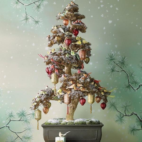 Christmas-tree-decoration-ideas-2018-102 96+ Fabulous Christmas Tree Decoration Ideas 2020