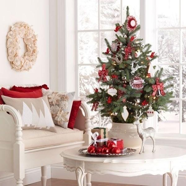 Christmas-tree-decoration-ideas-2018-103 96+ Fabulous Christmas Tree Decoration Ideas 2020