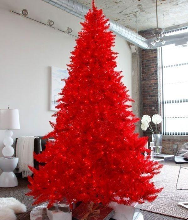 Christmas-tree-decoration-ideas-2018-106 96+ Fabulous Christmas Tree Decoration Ideas 2018