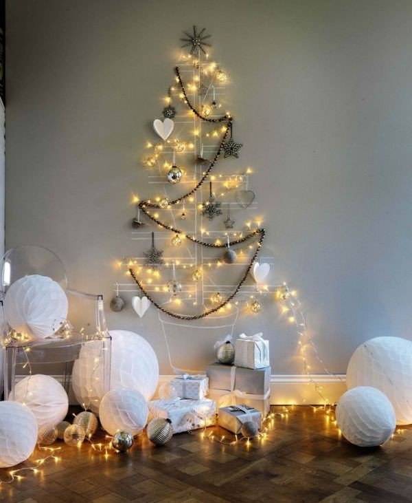 Christmas-tree-decoration-ideas-2018-108 96+ Fabulous Christmas Tree Decoration Ideas 2020