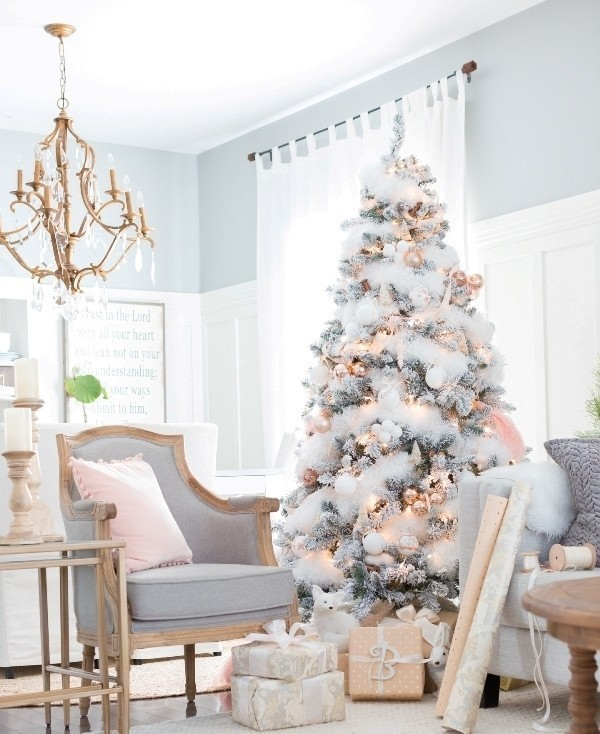 Christmas-tree-decoration-ideas-2018-109 96+ Fabulous Christmas Tree Decoration Ideas 2018