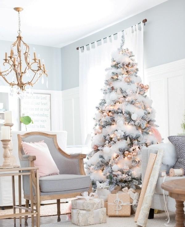Christmas-tree-decoration-ideas-2018-109 96+ Fabulous Christmas Tree Decoration Ideas 2018