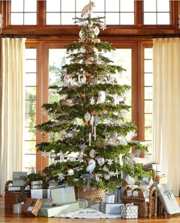 Christmas-tree-decoration-ideas-2018-111 96+ Fabulous Christmas Tree Decoration Ideas 2018