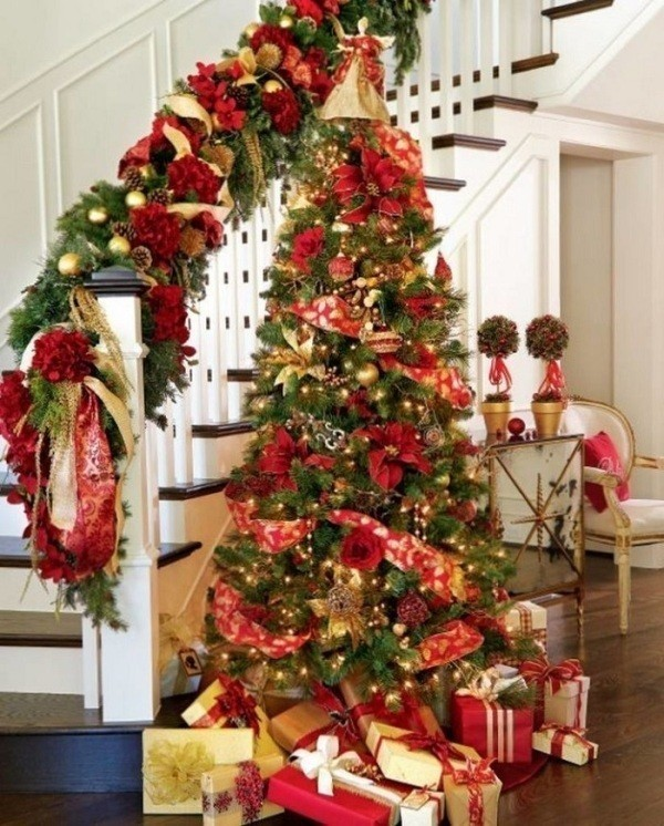 Christmas-tree-decoration-ideas-2018-112 96+ Fabulous Christmas Tree Decoration Ideas 2018