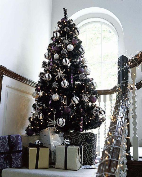 Christmas-tree-decoration-ideas-2018-113 96+ Fabulous Christmas Tree Decoration Ideas 2018