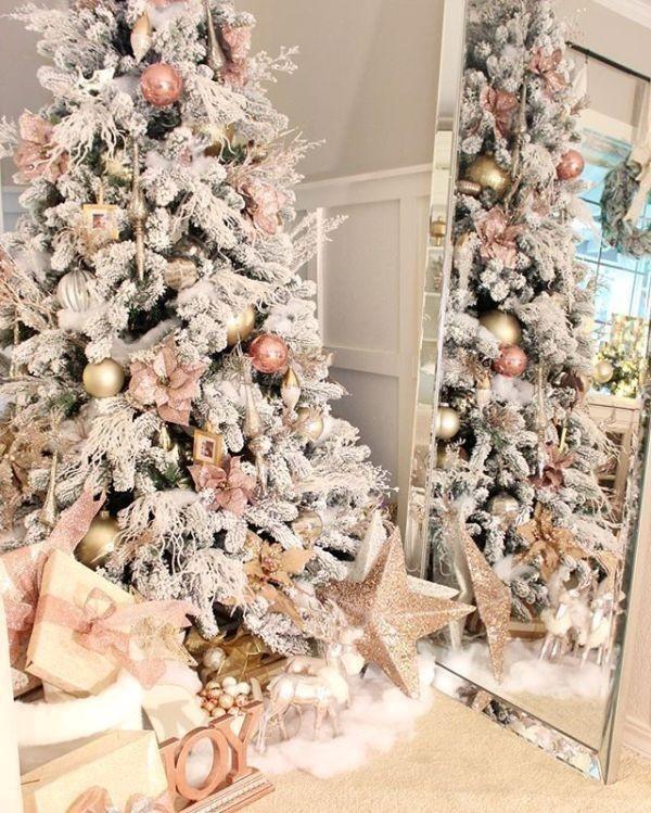 Christmas-tree-decoration-ideas-2018-114 96+ Fabulous Christmas Tree Decoration Ideas 2018