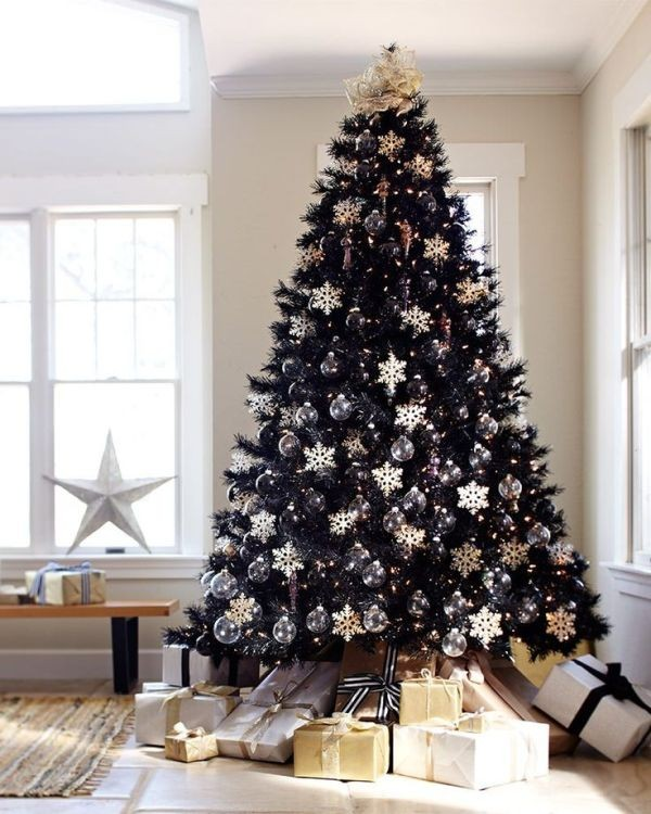 Christmas-tree-decoration-ideas-2018-118 96+ Fabulous Christmas Tree Decoration Ideas 2018