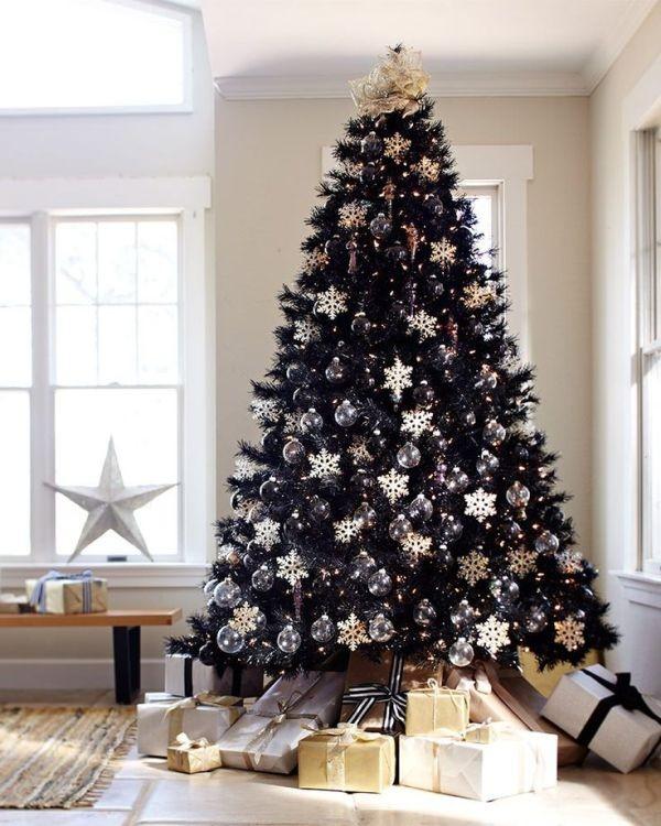 Christmas-tree-decoration-ideas-2018-118 96+ Fabulous Christmas Tree Decoration Ideas 2020