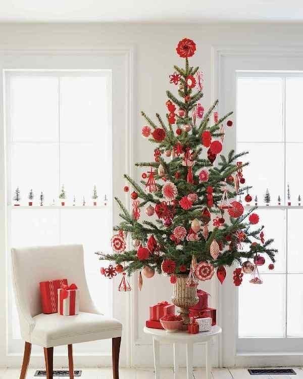 Christmas-tree-decoration-ideas-2018-119 96+ Fabulous Christmas Tree Decoration Ideas 2018