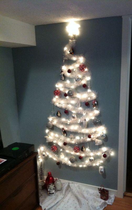 Christmas-tree-decoration-ideas-2018-12 96+ Fabulous Christmas Tree Decoration Ideas 2018