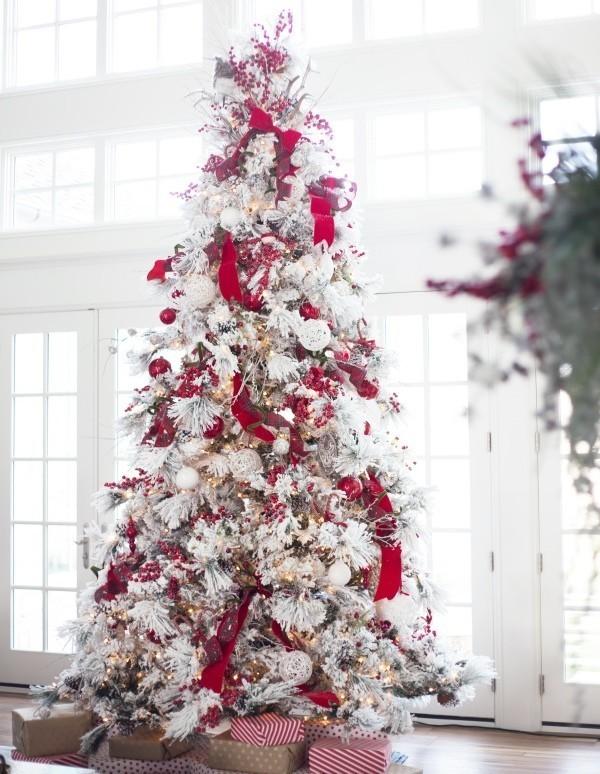 Christmas-tree-decoration-ideas-2018-121 96+ Fabulous Christmas Tree Decoration Ideas 2018
