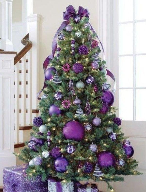 Christmas-tree-decoration-ideas-2018-126 96+ Fabulous Christmas Tree Decoration Ideas 2018