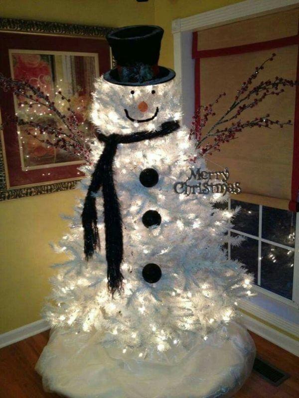 Christmas-tree-decoration-ideas-2018-131 96+ Fabulous Christmas Tree Decoration Ideas 2020