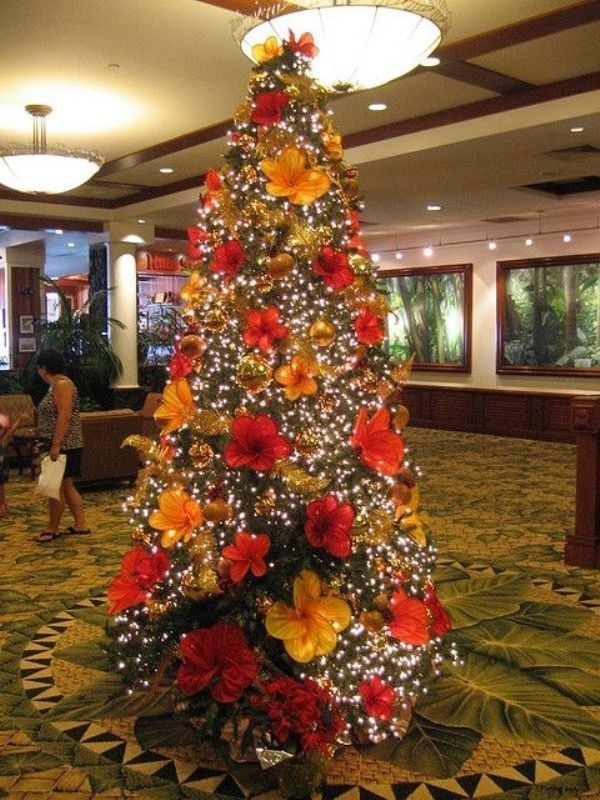 Christmas-tree-decoration-ideas-2018-132 96+ Fabulous Christmas Tree Decoration Ideas 2018