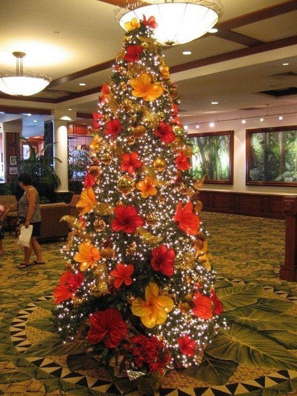 Christmas-tree-decoration-ideas-2018-132 96+ Fabulous Christmas Tree Decoration Ideas 2018