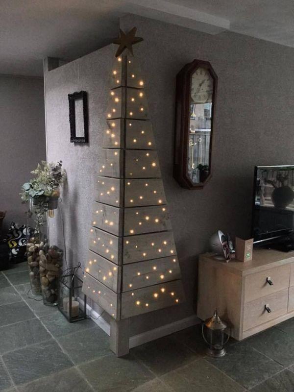 Christmas-tree-decoration-ideas-2018-135 96+ Fabulous Christmas Tree Decoration Ideas 2020