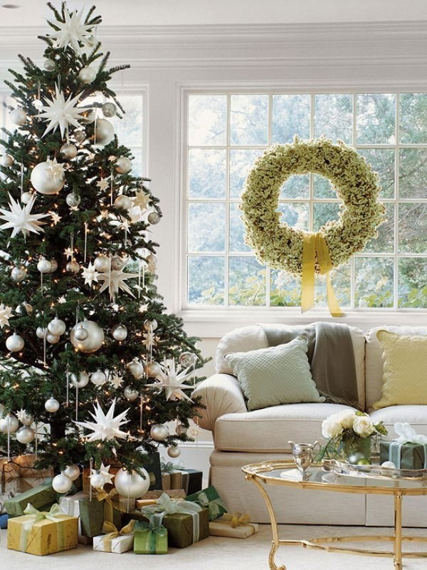 Christmas-tree-decoration-ideas-2018-137 96+ Fabulous Christmas Tree Decoration Ideas 2018