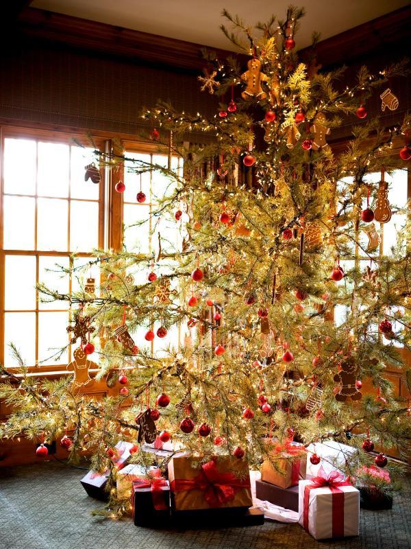 Christmas-tree-decoration-ideas-2018-138 96+ Fabulous Christmas Tree Decoration Ideas 2018
