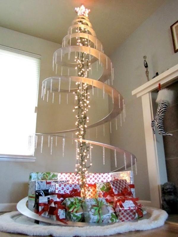 Christmas-tree-decoration-ideas-2018-139 96+ Fabulous Christmas Tree Decoration Ideas 2018