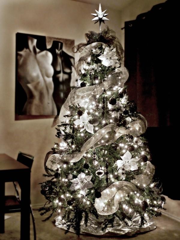 Christmas-tree-decoration-ideas-2018-140 96+ Fabulous Christmas Tree Decoration Ideas 2020