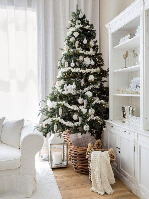 Christmas-tree-decoration-ideas-2018-142 96+ Fabulous Christmas Tree Decoration Ideas 2020