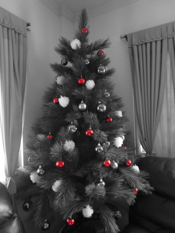 Christmas-tree-decoration-ideas-2018-146 96+ Fabulous Christmas Tree Decoration Ideas 2018