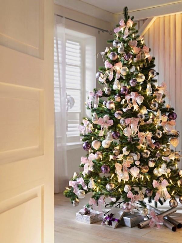 Christmas-tree-decoration-ideas-2018-147 96+ Fabulous Christmas Tree Decoration Ideas 2020