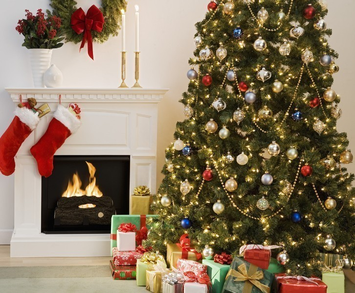 Christmas-tree-decoration-ideas-2018-149 96+ Fabulous Christmas Tree Decoration Ideas 2018