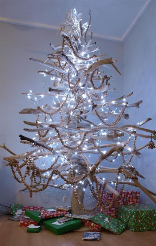 Christmas-tree-decoration-ideas-2018-15 96+ Fabulous Christmas Tree Decoration Ideas 2018