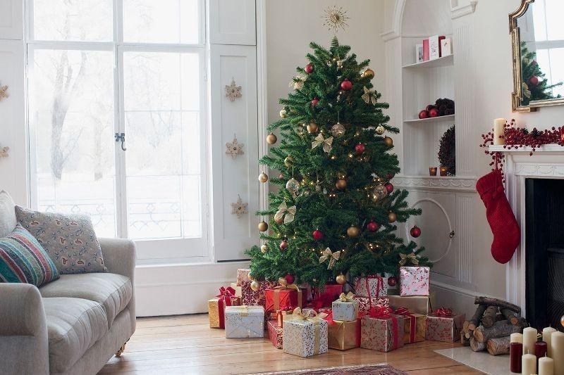 Christmas-tree-decoration-ideas-2018-153 96+ Fabulous Christmas Tree Decoration Ideas 2018