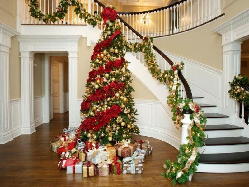 Christmas-tree-decoration-ideas-2018-154 96+ Fabulous Christmas Tree Decoration Ideas 2018
