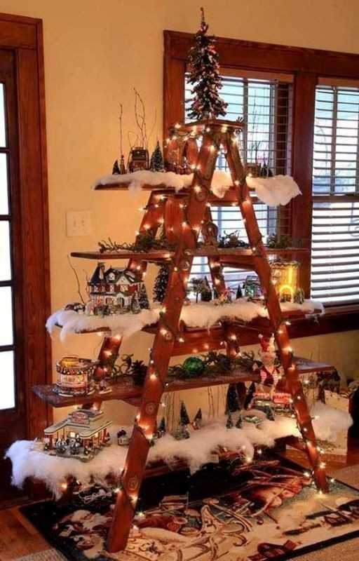 Christmas-tree-decoration-ideas-2018-16 96+ Fabulous Christmas Tree Decoration Ideas 2018