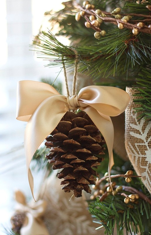 Christmas-tree-decoration-ideas-2018-20 96+ Fabulous Christmas Tree Decoration Ideas 2018