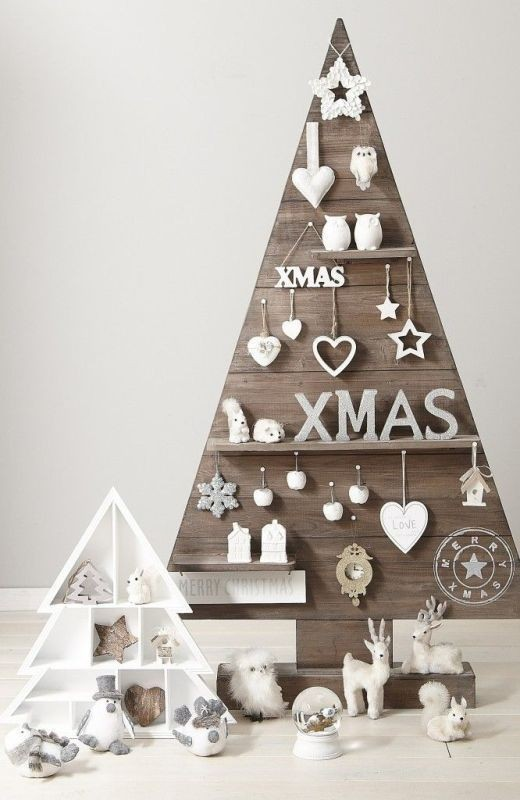 Christmas-tree-decoration-ideas-2018-23 96+ Fabulous Christmas Tree Decoration Ideas 2018