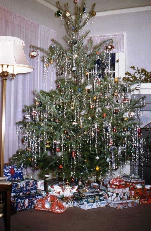 Christmas-tree-decoration-ideas-2018-24 96+ Fabulous Christmas Tree Decoration Ideas 2018