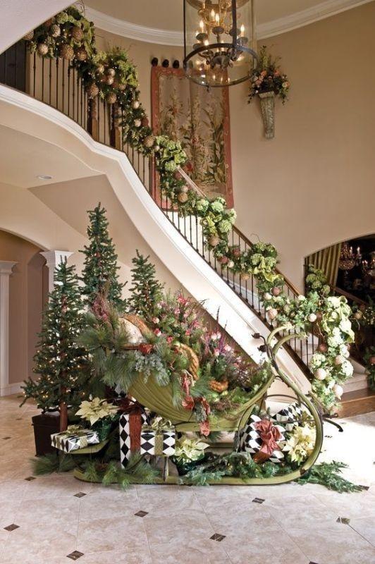 Christmas-tree-decoration-ideas-2018-28 96+ Fabulous Christmas Tree Decoration Ideas 2020