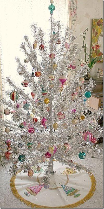 Christmas-tree-decoration-ideas-2018-3 96+ Fabulous Christmas Tree Decoration Ideas 2018
