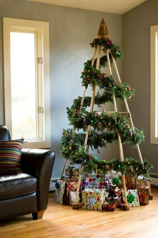Christmas-tree-decoration-ideas-2018-47 96+ Fabulous Christmas Tree Decoration Ideas 2018