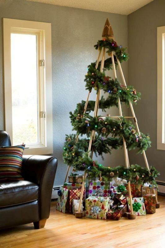 Christmas-tree-decoration-ideas-2018-47 96+ Fabulous Christmas Tree Decoration Ideas 2018