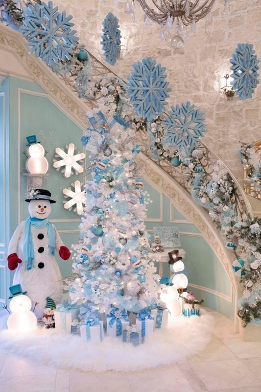 Christmas-tree-decoration-ideas-2018-52 96+ Fabulous Christmas Tree Decoration Ideas 2018