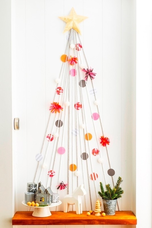 Christmas-tree-decoration-ideas-2018-62 96+ Fabulous Christmas Tree Decoration Ideas 2018