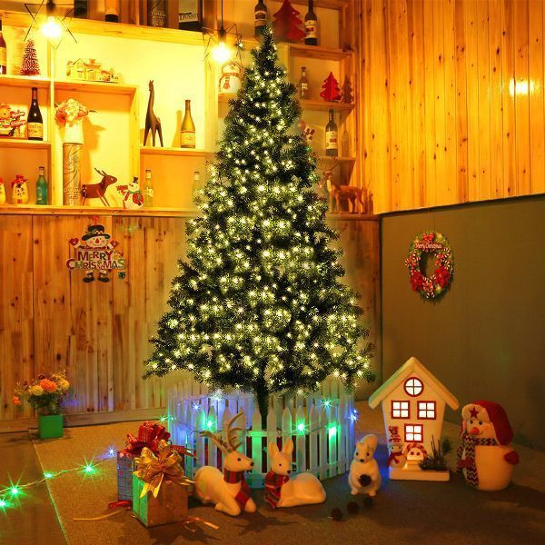 Christmas-tree-decoration-ideas-2018-89 96+ Fabulous Christmas Tree Decoration Ideas 2018