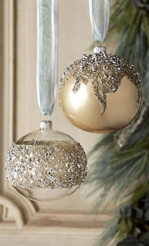 Christmas-tree-decoration-ideas-2018-9 96+ Fabulous Christmas Tree Decoration Ideas 2018